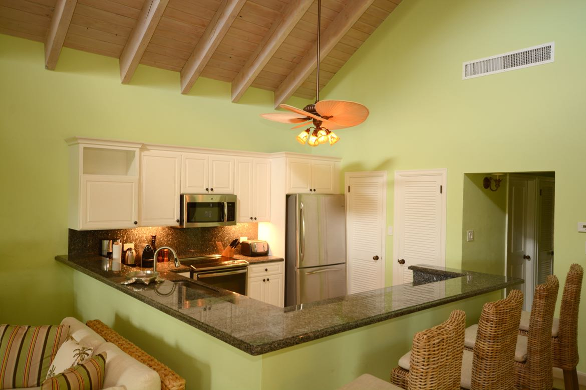 Luxury property Caribbean | Kitchen | Four Seasons Resort Estates